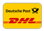 Versand per Deutsch Post / DHL